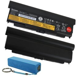 Powerwarehouse Lenovo ASM P/N 45N1150 Laptop Battery - Genuine Lenovo Battery 9 Cell (Free Powerbank)