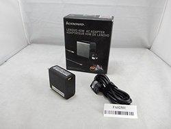 Lenovo - AC Adapter for Select Lenovo Laptops - Black