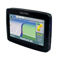 "Nextar 4.3"" Widescreen Portable GPS Navigator (Q4)"
