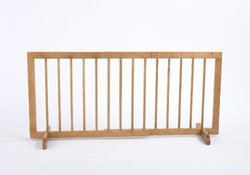 """Cardinal Gates Step Over Gate, for Pet Dogs - Oak - 20"""" Height (SG1-O)"""