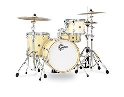 "Gretsch Drums Catalina Club 14"" Floor Tom - White Choc (Bass Drum Only)"