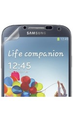 Amzer ShatterProof Front Coverage Screen Protector for GALAXY S4