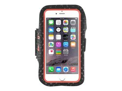 Griffin Adidas Armband for iPhone 6 Plus, Black Red