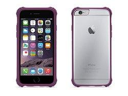 Griffin Technology Survivor Core Case for iPhone 6 - Clear/Purple