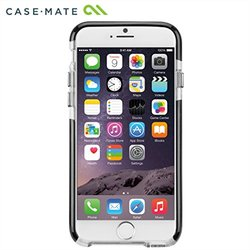Case-Mate Tough Air Case for Apple iPhone 6 in Clear/Black - CM031394