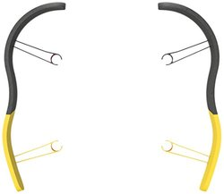 Parrot EPP Bumpers for Bebop Drone - Yellow