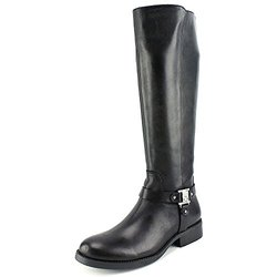 Vince Camuto Farren Knee High Boot - Black - Size: 5