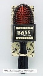Bass Brushes Medium Oval Cushion Brush 1 Brush (Discontinued Item) 0.15lbs