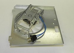 Exhaust Motor And Fan Assembly
