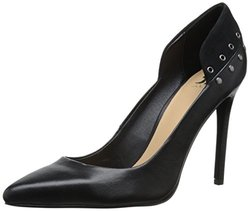 Joe's Jeans Dorian Dress Pump - Black- Size: 7