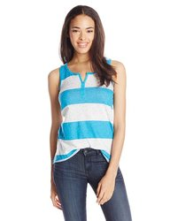 Unionbay Junior's Camden Tank Top - Canana Blue - Size: X-Large