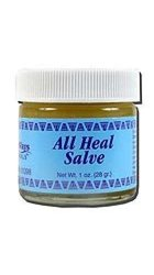Wiseways - Salves for Natural Skin Care All Heal Salve 1 oz