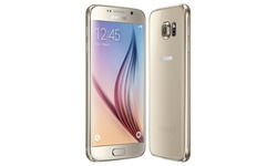 Unlocked Samsung Galaxy 32GB Android Smartphone - Gold Platinum (S6 Edge)