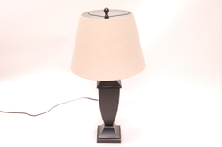 DSI Table Lamp - Bronze/Beige Shade - 2-Pack