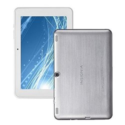 """Insignia Flex 8"""" Tablet 16GB - White/Silver (NS-P16AT08)"""