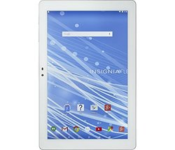 "Insignia Flex 10.1"" Tablet 32GB - White/Silver"