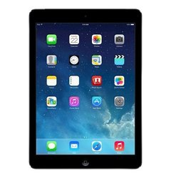 "Apple iPad Air 9.7"" Tablet 16GB WiFi + AT&T - Space Gray (ME991LL/A)"