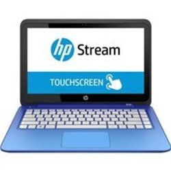 "HP Stream 13.3"" Laptop N2840 2.16GHz 2GB 32GB Windows 8 - Blue Horizon"