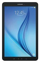"""Samsung Galaxy Tab E 9.6"""" Tablet 16GB - Black (SM-T560NZKUXAR)"""
