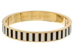 Kate Spade New York Idiom Bangles Rule The Roost - Hinged Bracelet