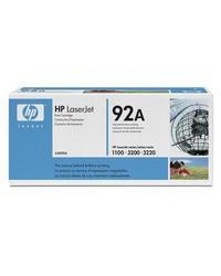 HP Model C4092A LaserJet Print Cartridge - Black
