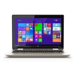 "Toshiba Radius 11.6"" Touchscreen Laptop 2.16Ghz 4GB 500GB HD Win8.1 - Gold"