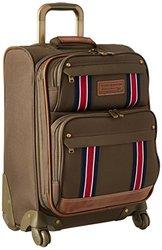"""Tommy Hilfiger Berkeley 21"""" Upright Suitcase - Olive"""