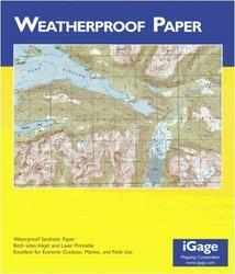 "iGage Weatherproof Paper 13""x19"" - 50 Sheets"