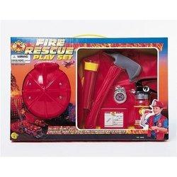 Castle Toys Children's Fire Rescue Halloween Costume