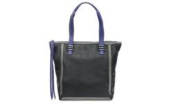 Nicole Miller Women's Tracy Tote Handbag - Black - Size: One Size