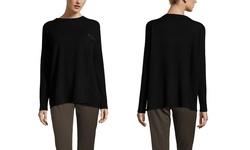 Olivia & Grace Crew Necks - Black - Size: Large