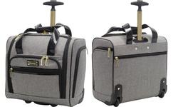 Nicole Miller Sociology Sofia Luggage Under the seat Bag - Black