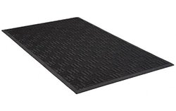 Molded Rubber Outdoor Entrance Mat - 32x39""