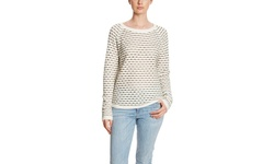 French Connection Women's Vhari Mitzie Knit Sweater - Multi - Size: L