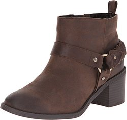 CARLOS by Carlos Santana Women's Vancouver Boot - Brown - Size: 9.5M