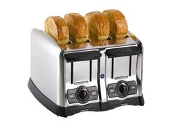 Proctor Silex Commercial 4 Slice Wide Slot Toaster