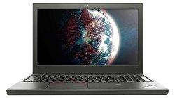 "Lenovo ThinkPad 15.5"" Laptop i7 2.4GHz 8GB 256GB Windows 7 (20E2001CUS)"