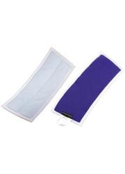 Taski JM Pack Of 5 Microfiber Pro Glass Mop 25