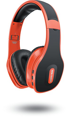 Sharper Image Sbt559or Universal Wireless Bluetooth 40 Headphones