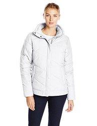 Columbia Women's Snow Eclipse Jacket - White - Size: Large