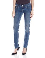 Levi's Women's 524 Skinny Jean - Grassy Bluff - Size: 32/15 Medium
