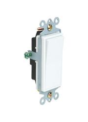 Maintenance Warehouse 15 Amp Single Pole Wall Switch 10 Pack - White