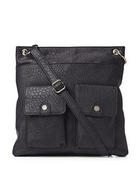 Rosetti Women's Crossroads Pippa Crossbody Handbag - Black