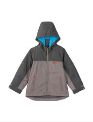 Carter's Kids Adventure Gear Jacket - Grey - Size: Toddler & Boys 4-7