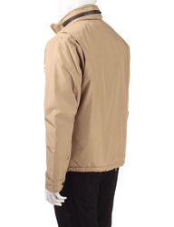 U.S. Polo Assn. Men's Solid Color Golf Jacket - Khaki - Size: XL