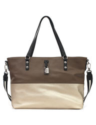 Jessica Simpson Women's Getaway Tote Handbag - Brown - Size: One Size