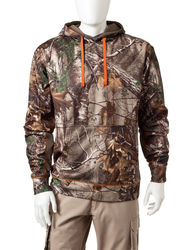 Realtree Men's Extra Pullover Fleece Hoodie - Camouflage - Size: XL