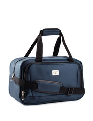 "Dockers Unisex Solid Color 16"" Tote Bag - Blue"