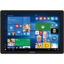 "Samsung TabPro S 12"" Tablet 128GB Windows 10 Home (SM-W700NZKAXAR)"