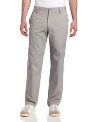 Dockers Men's D2 Straight Fit Flat Front Pant - Ancient Stone - Size:30x30